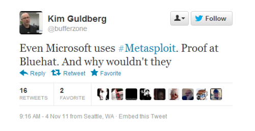 metasploit | WebstersProdigy
